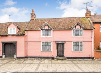 Thumbnail 3 bed terraced house for sale in Angel Street, Hadleigh