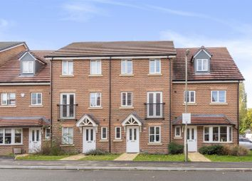 Thumbnail 4 bed town house for sale in Winter Close, Epsom