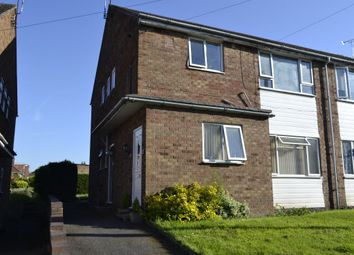 Thumbnail 2 bedroom maisonette to rent in Llewellyn Road, Leamington Spa