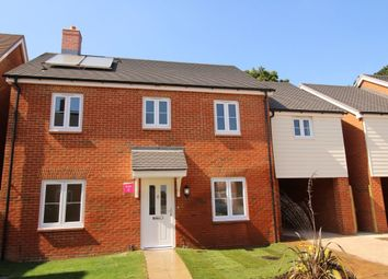 Thumbnail 4 bed detached house for sale in Woodchurch Road, Shadoxhurst, Ashford
