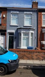 Thumbnail 3 bed terraced house to rent in Stevenson Street, Wavertree, Liverpool