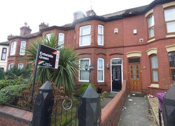 3 bed terraced house for sale in Tilney Street, Liverpool, Merseyside L9