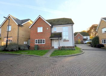 Thumbnail 4 bed detached house to rent in Knox Road, Guildford