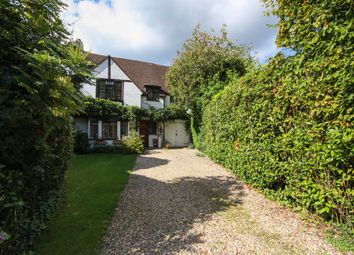 Thumbnail 5 bed cottage to rent in Vicarage Road, Hawley, Surrey