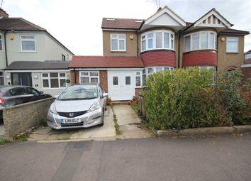 Thumbnail 4 bed semi-detached house to rent in Dukes Avenue, North Harrow, Harrow