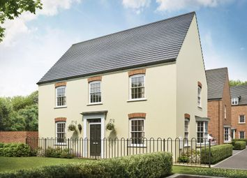 "Thumbnail 4 bedroom detached house for sale in ""Cornell"" at Wookey Hole Road, Wells"