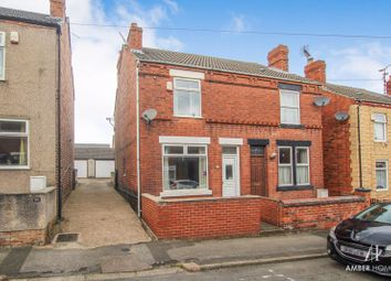 Thumbnail 2 bed semi-detached house for sale in Priory Road, Alfreton