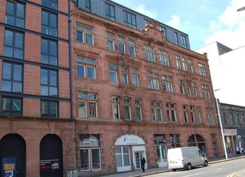 Thumbnail 1 bed flat to rent in Oswald Street, Glasgow