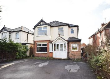 Thumbnail 4 bed detached house for sale in Coleford Bridge Road, Mytchett, Camberley