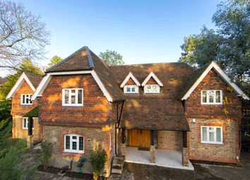 Thumbnail 9 bed detached house for sale in Warren Road, Coombe Hill