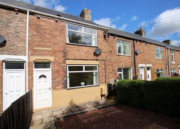 Thumbnail 2 bed terraced house to rent in Low Graham Street, Sacriston, Durham