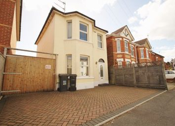 Thumbnail 1 bedroom detached house to rent in Leslie Road, Winton, Bournemouth