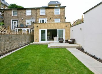 Thumbnail 5 bedroom terraced house to rent in Court Close, St. Johns Wood Park, London