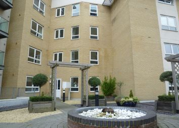 Thumbnail 2 bedroom flat to rent in Vista Court, Pooleys Yard, Ipswich