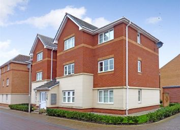 Thumbnail 2 bed flat to rent in Wrenbury House, Jackson Avenue, Nantwich