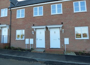 Thumbnail 3 bedroom town house to rent in Riverview Way, King's Lynn