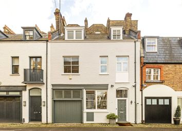 Thumbnail 3 bedroom terraced house to rent in Clabon Mews, London