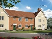 Thumbnail 3 bedroom end terrace house for sale in Church Hill, Saxmundham, Suffolk