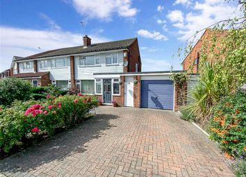 3 bed semi-detached house for sale in Flowerhill Way, Istead Rise, Kent DA13