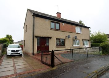 2 bed semi-detached house for sale in Dalum Court, Loanhead EH20