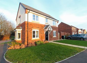 Thumbnail 3 bed detached house for sale in Hendrick Crescent, Oteley Road, Shrewsbury