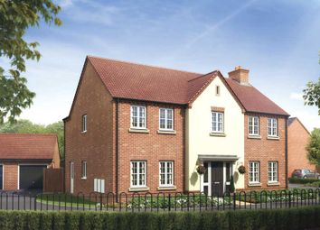 Thumbnail 4 bed detached house for sale in Easingwold, North Yorkshire