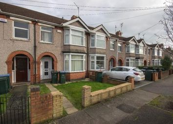 Thumbnail 3 bed terraced house to rent in Clovelly Close, Coventry