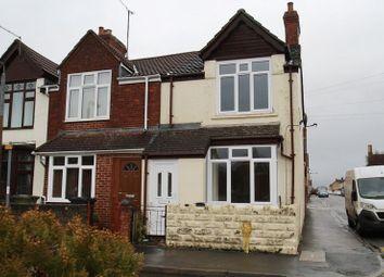 Thumbnail End terrace house for sale in Drew Street, Rodbourne, Swindon