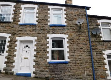 Thumbnail 3 bed terraced house to rent in Hill Street, Newbridge, Newport