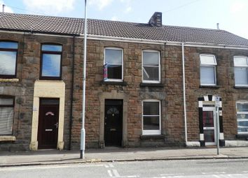 Thumbnail 2 bedroom terraced house to rent in Glantawe Street, Morriston, Swansea.