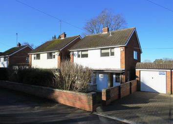 Thumbnail 4 bed detached house to rent in Chandos Road, Buckingham