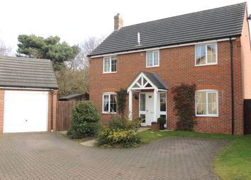 Thumbnail 4 bed detached house to rent in Sage Avenue, Downham Market