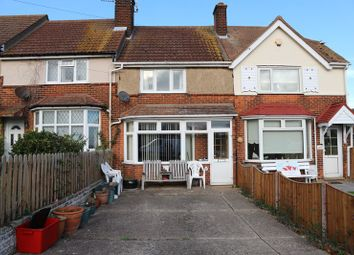 Thumbnail 2 bed terraced house for sale in Mayflower Avenue, Dovercourt, Harwich