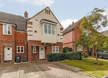 Thumbnail 3 bed terraced house for sale in St. Martins Mews, Pyrford, Woking