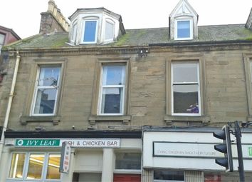 Thumbnail 3 bedroom maisonette for sale in Hanover Street, Stranraer, Dumfries And Galloway