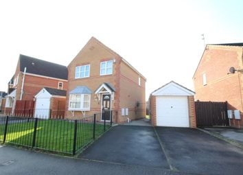 Thumbnail 3 bedroom detached house for sale in Hemble Way, Kingswood, Hull