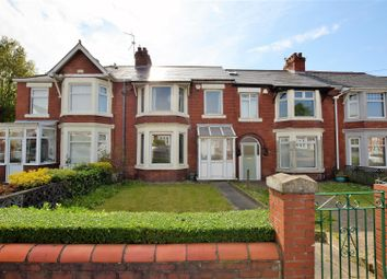 3 bed terraced house for sale in Jenner Road, Barry CF62