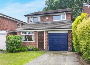 Thumbnail 3 bed detached house for sale in Barley Croft, Cheadle Hulme, Stockport, Greater Manchester
