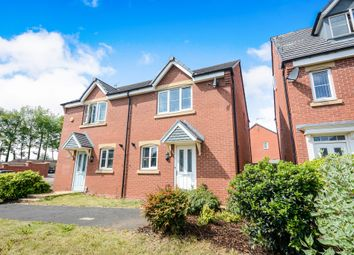 Thumbnail 2 bedroom semi-detached house for sale in Panthers Place, Chesterfield