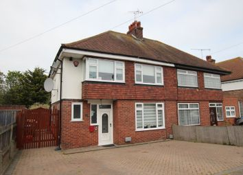 3 bed semi-detached house for sale in Foreland Avenue, Margate CT9