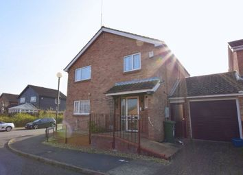 Thumbnail 4 bedroom detached house for sale in Constable Close, Neath Hill, Milton Keynes