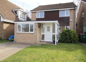 Thumbnail 3 bed detached house to rent in Keble Close, Crawley