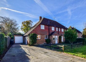 Thumbnail 4 bed semi-detached house for sale in Buckley Place, Crawley Down, Crawley