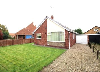 Thumbnail 3 bed bungalow for sale in Station Road, Gilberdyke, Brough