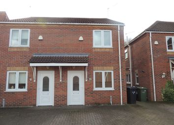 Thumbnail 1 bed semi-detached house to rent in Crofters Close, Kings Lynn