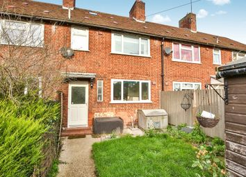 Thumbnail 2 bedroom end terrace house for sale in Monks Close, Bircham Newton, King's Lynn