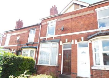 Thumbnail 3 bed terraced house for sale in Hednesford Road, Cannock