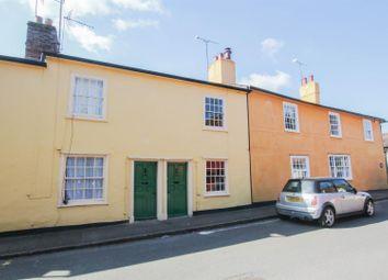 Thumbnail 1 bed terraced house to rent in Walden Road, Littlebury, Saffron Walden