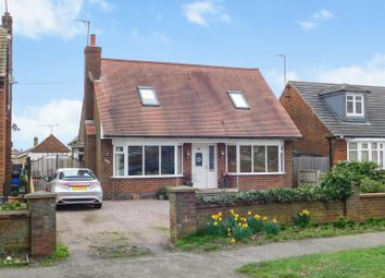 Thumbnail 4 bed detached bungalow for sale in Burgh Road, Skegness, Lincs