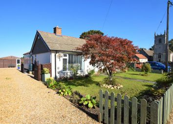 Thumbnail 2 bed detached bungalow for sale in Main Street, Thistleton, Oakham